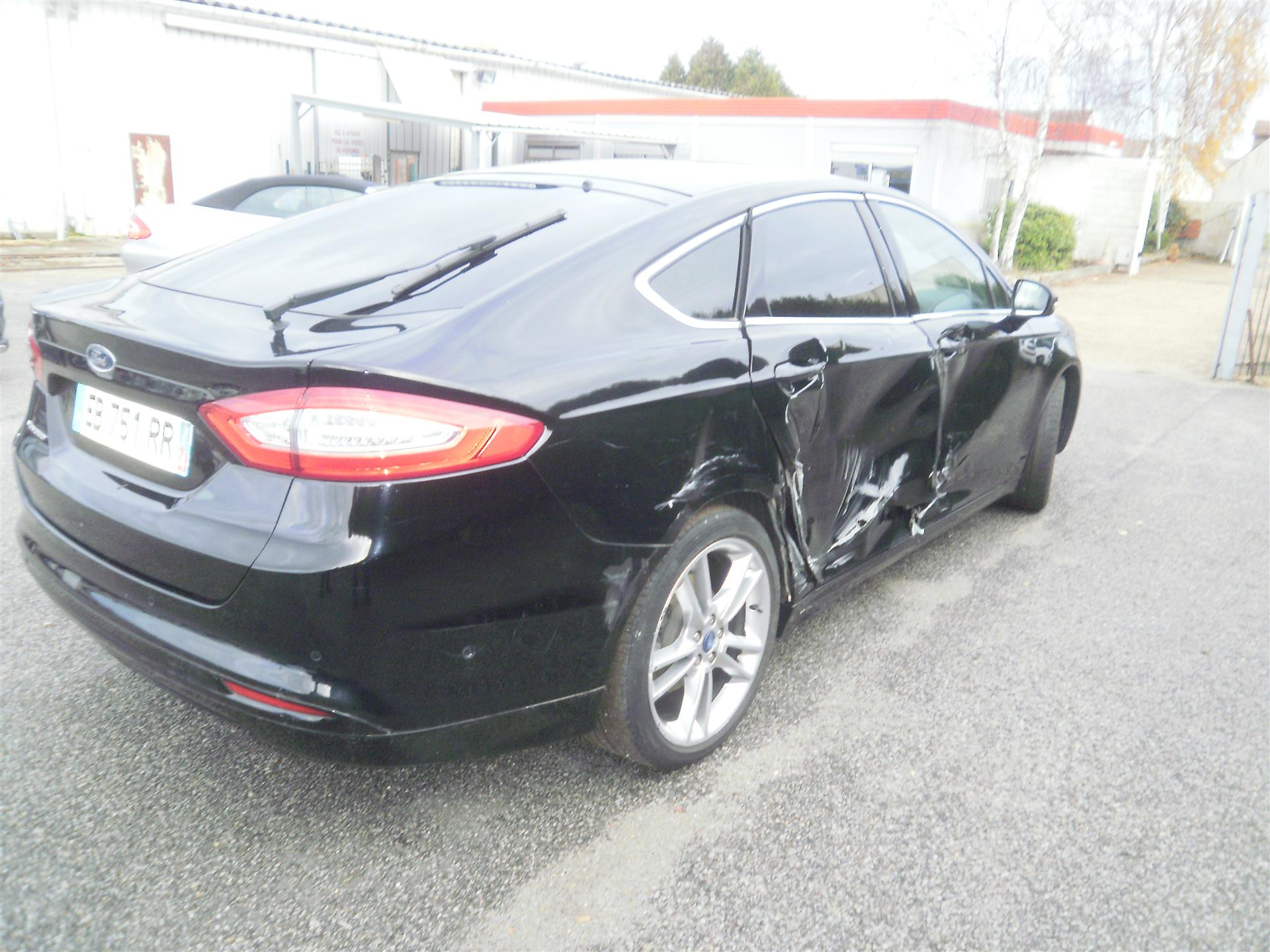 FORD MONDEO 2.0 TDCI  150 CH 5 PTES  2016