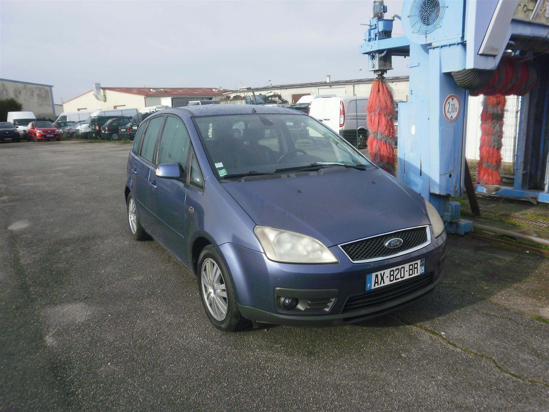 FORD C.MAX  1.8  TDCI  115 CH  2006