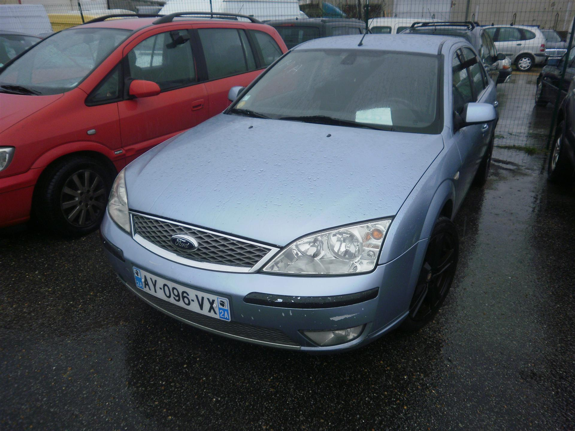 FORD MONDEO  2.0 TDCI  115 CH   2006