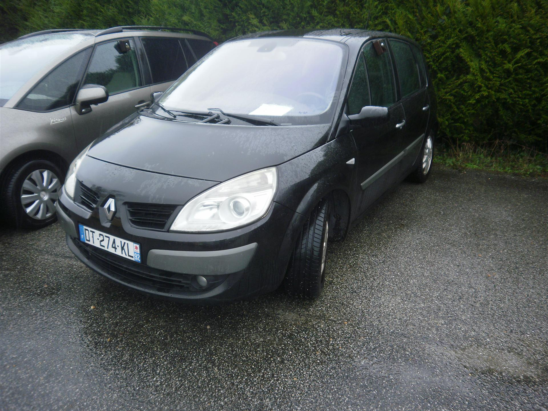 RENAULT SCENIC   1.5  DCI  106 CH  2008