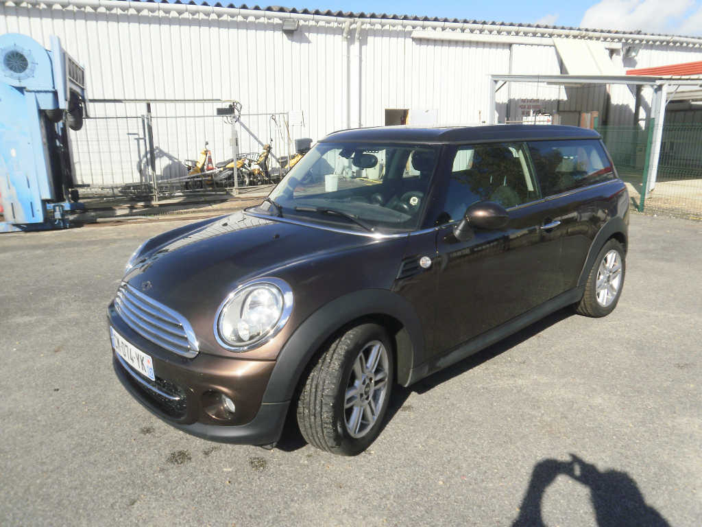 MINI MINI CLUBMAN BVA  PACK CHILI  2012