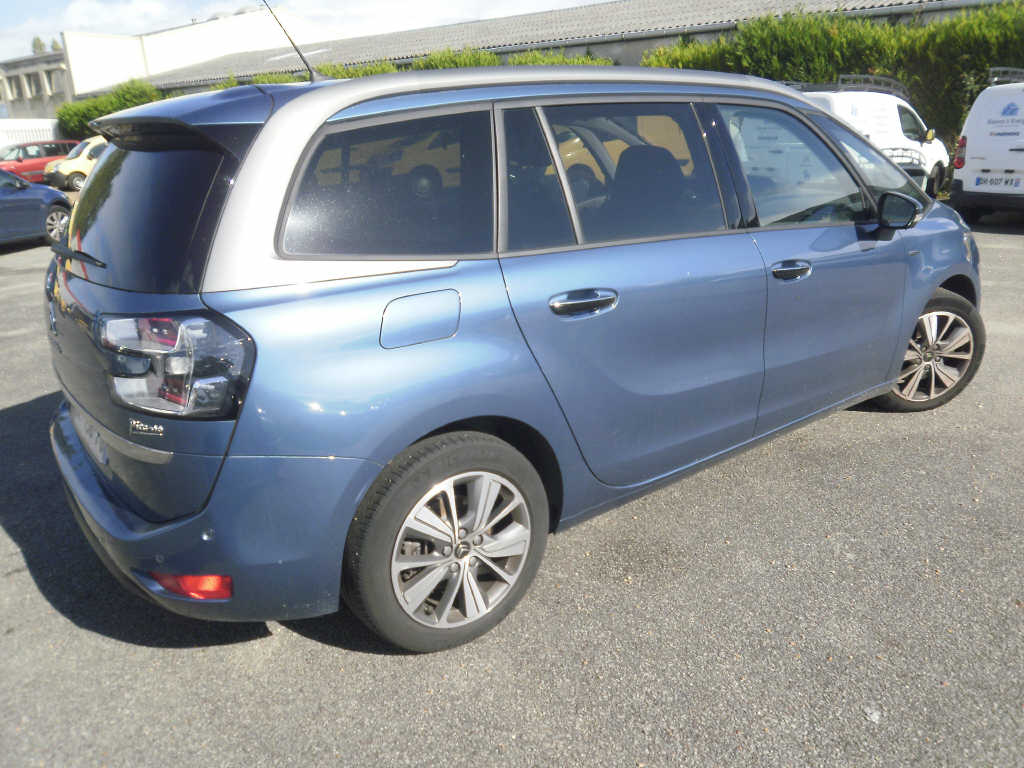 CITROEN GD C4 PICASSO 2.0 HDI 150 CH EXCLUSIVE BVA  2015